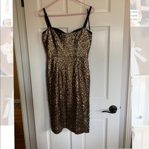 Milly Tara Sequin Dress